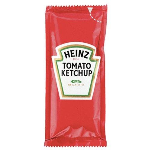 Ketchup Sachets, Heinz