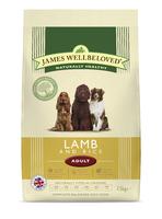 James Wellbeloved Adult Dog - Lamb & Rice 7.5kg