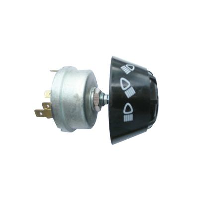 Head Lamp Switch With Horn