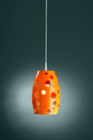 ERAPO PENDANT ORANGE E27 (NO BULB INCLUDED)