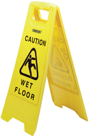 Draper Wet Floor Warning Sign
