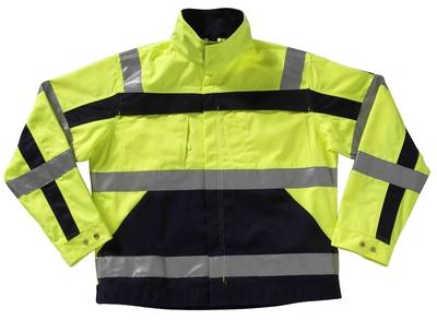 MASCOT Cameta Hi Visibility Work Jacket