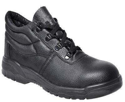 FlexiWelt Safety Boot Black