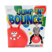 "Jump & Bounce 24""  order in multiples of 3"