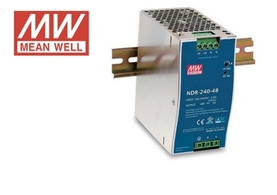 mean well dc power supply