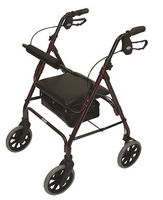 Four Wheel Safety Walker