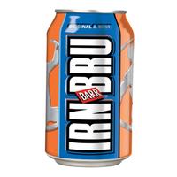 Can Irn Bru-(24x330ml) UK