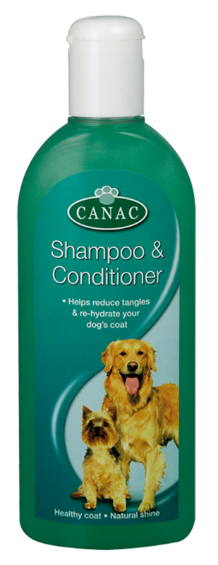 Beaphar Canac Shampoo & Conditioner 6 x 250ml