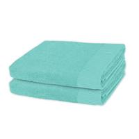 450g Bath Sheet Aqua