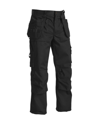 Blaklader 1530-1860 Men's Work Trousers Black