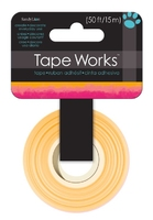 Tape Orange Ombre (Priced in singles, order in units of 4)