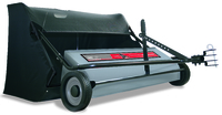 OHIO STEEL INDUSTRIES 50SWP26 TOW BEHIND LAWN SWEEPER COLLECTOR 50""