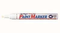Artline Marker Pen 400XF Paint Permanent - White