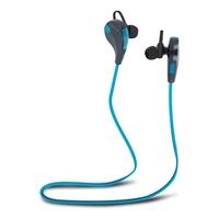 BSH-100 Blue Wireless Jogging Headset Blue