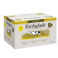 Forthglade Complete Grain-Free Adult POULTRY Multipack 395g x 12