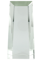 15cm Crystal Award (Satin Box)