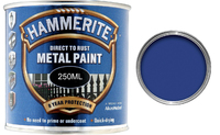5084884 HM METAL PAINT SMOOTH BLUE 250ML