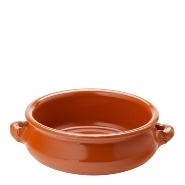 Tapas Lugged Casserole Terracotta 13.5cm Carton of 20