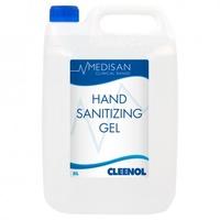 Medisan 70% Hand Sanitizing Gel 5 Ltr