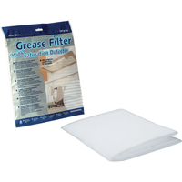 Universal Cooker Hood Grease Filter - 2 Pack