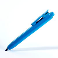 Retractable Detectable Marker Pens
