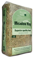 Pillow Wad Large Bale Meadow Hay - Large x 1