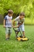 Stiga toy lawnmower