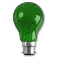 Solus 15 Watt BC GREEN 230VT