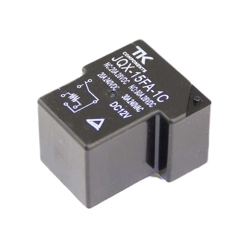 RELAY 12 Volts - 30 Amps  - 6 Pins type T