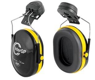 JSP InterGP Helmet Mounted Ear Defenders SNR 25dB