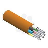 6 Core Alarm Cable Brown 100mtr Reel