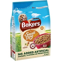Bakers Complete Small Dog - Beef & Veg 2.7kg