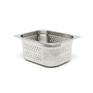 Gastronorm Container Perforated 1/1 20mm Deep S/S