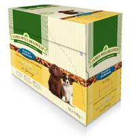 James Wellbeloved Puppy Pouch Lamb 150g 10-pack x 1