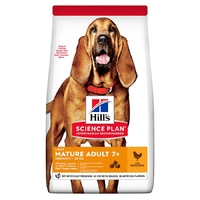 Hill's Dog Mature Adult (7+) Light Medium Breed - Chicken 14kg