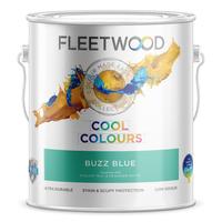 Fleetwood Cool Buzz Blue 2.5Ltr