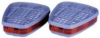 3M 6051 A1 Organic Vap Cartridge - Pair