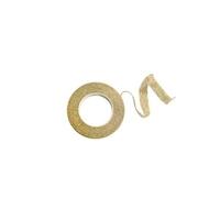 FTG206 GOLD SILVER GLITTER TAPE 11x15x1.5