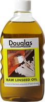 DOUGLAS RAW LINSEED OIL 500ML