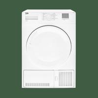 Beko DTGC8000W 8kg Sensor Condenser Dryer B Rated