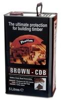 PROTIM WOOD PRESERVER BROWN 5 LTR