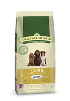 James Wellbeloved Junior Large Breed - Lamb & Rice 15kg
