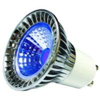 6W BLUE LED 100-240V GU10 DIMMABLE