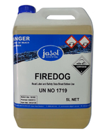 Firedog Oven & Grill Cleaner Caustic- 5L