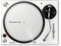 Pioneer PLX-500-W (White)   High-torque, direct drive turntable White
