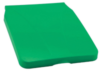 LAUNDRY TRAIN LID GREEN