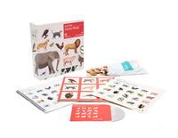 Animal Bingo Set