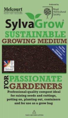 Melcourt Sylvagrow Compost Multi Purpose 15lt