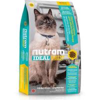 I19 Nutram Ideal Cat - Sensitive Skin, Coat & Stomach - Chicken