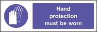 Mandatory and Personal Protective Equipment Sign MAND0002-0819